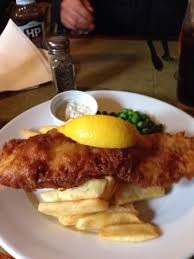 Classic Fish'n'chips from The Hopbine