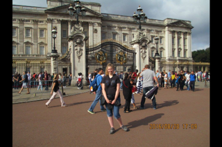 Unfortunately the Queen wasn't in for a visit, but we had a nice time nonetheless!