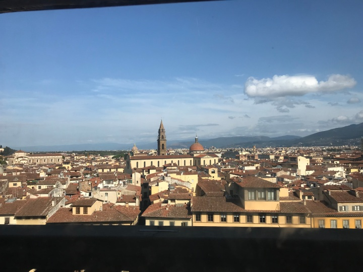 First Day in Florence
