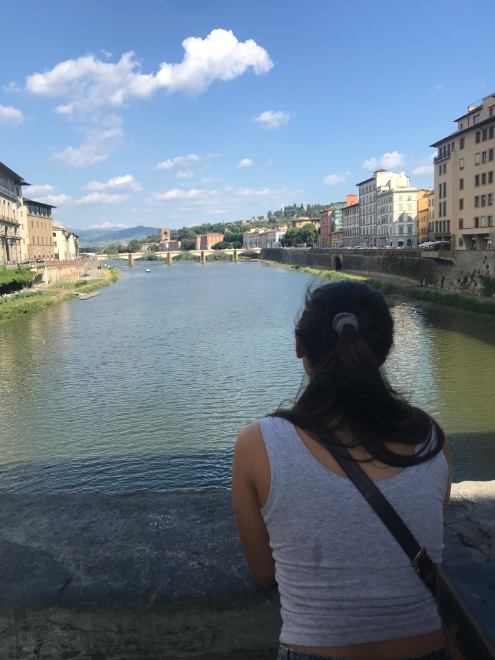 Florence Week One: TheMotherland