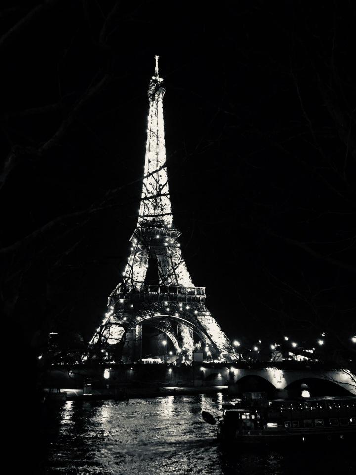 PARIS VLOG 1!