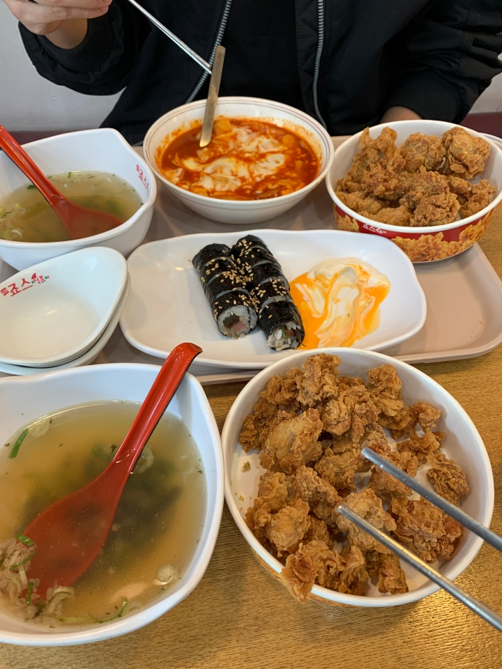 Great food + fun things to do inSeoul