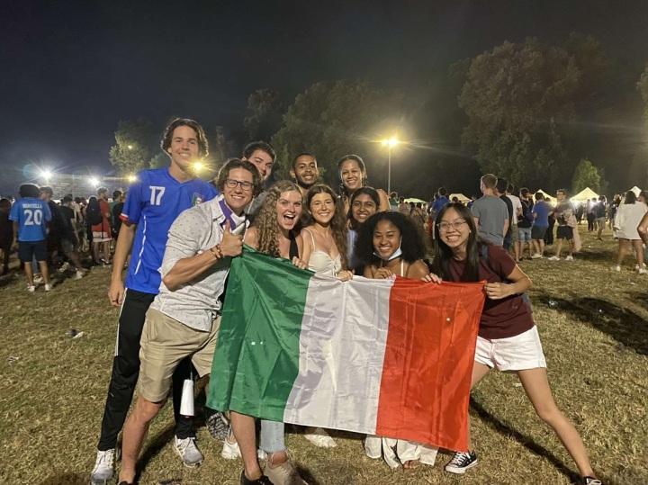 Go Italia!